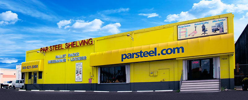Parsteel - How to Find Us?