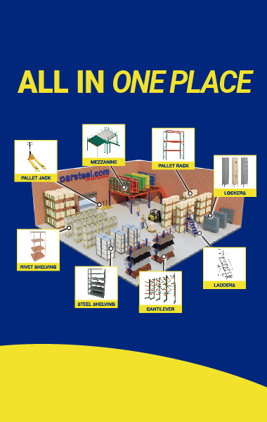 We are the experts in offering warehouse storage solutions.